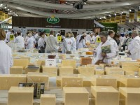 Record cheese entries for international awards in Nantwich