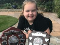 Nantwich swimmer aged 7 becomes town's youngest lifeguard