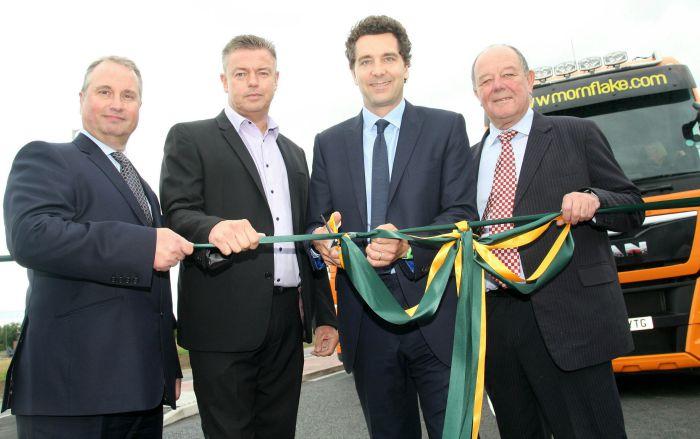 Jack Mills Way road naming ceremony in Shavington