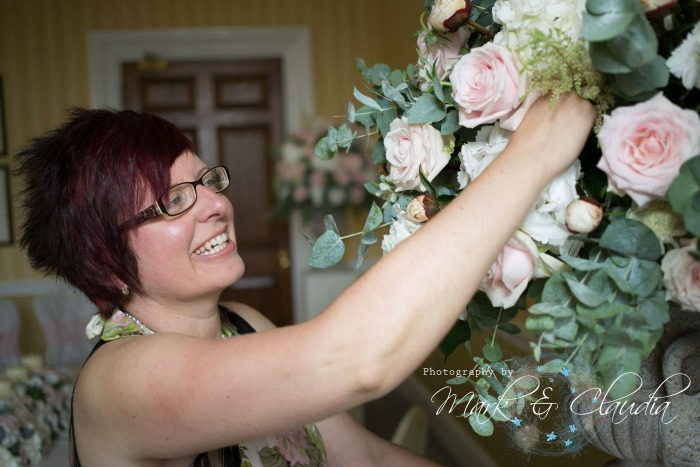 Jacqueline Owen, flowers business, wedding awards