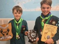 Nantwich Scouts triumph at 53rd Cheshire Hike competition