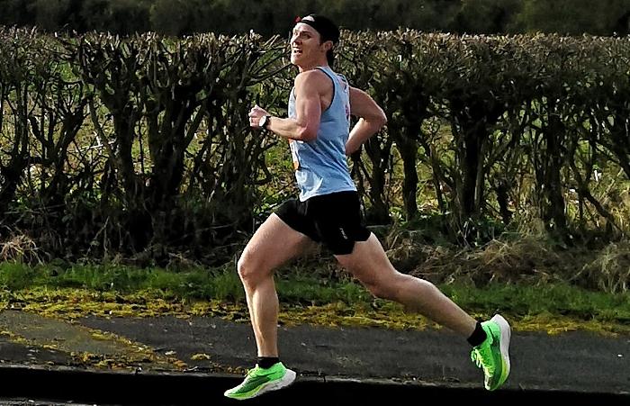 James Nicholls - harriers runner