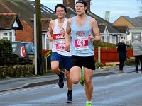 James Nicholls shines for South Cheshire Harriers in Alsager 5