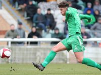 Nantwich Town draw 4-4 in goal-fest at Hednesford