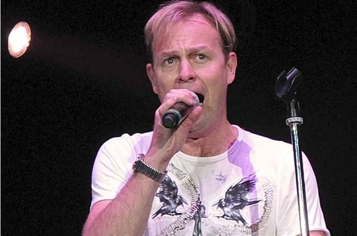 Jason Donovan tour - pic by Andrew Hurley under creative commons licence