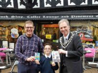 Nantwich Academy youngster wins Mayor's Christmas card contest
