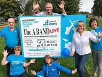 Nantwich Civic to stage Crewe & District Parkinson's UK fundraiser