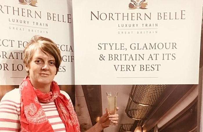 Jeanette Snape - new MD of Northern Belle