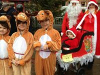 Santa Dash runners gear up for latest Nantwich fund-raiser