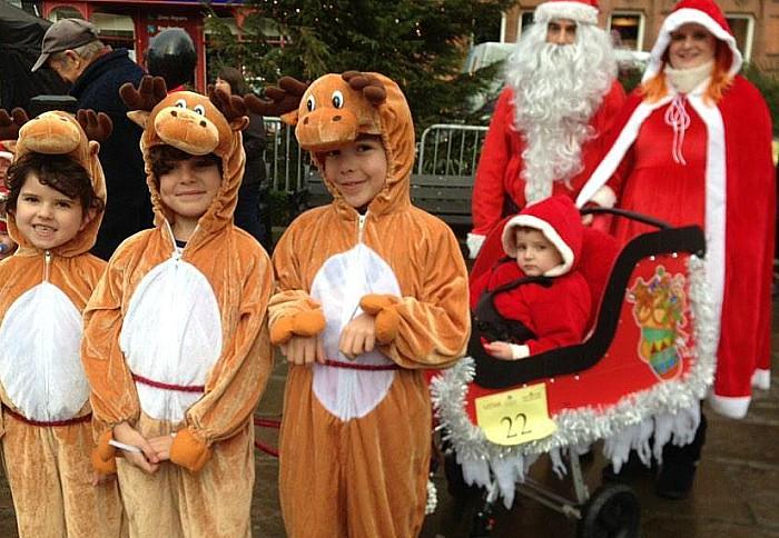 Santa Dash - Jessica Ayden and family (1)