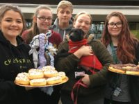 Nantwich students team up to help abandoned dog Tilly