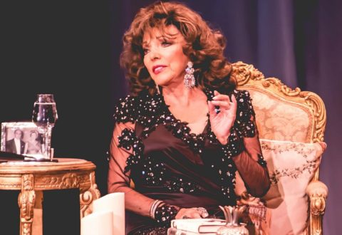 Review: Joan Collins Unscripted, Crewe Lyceum