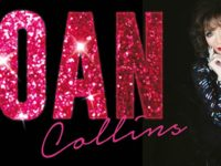 Superstar Joan Collins looks forward to Crewe Lyceum show