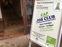 Nantwich CAP Job Club forced to close, say organisers