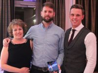 Leighton Hospital staff honoured by Olympic champion Joe Clarke