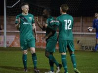 Nantwich Town move third after thrilling 3-2 win over Frickley