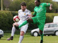 Nantwich Town in training match at Willaston White Star
