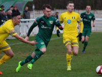 Striker John Johnston extends Nantwich Town loan