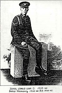 Sydney's son John Williams