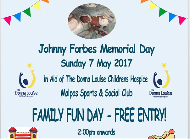 Johnny Forbes Memorial Day