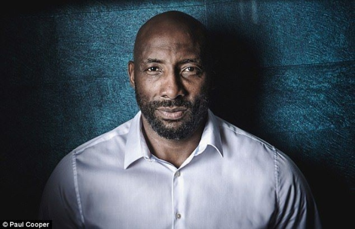 Johnny Nelson - boxing night in nantwich