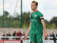 Jon Moran leaves Nantwich Town for Conference side Forest Green