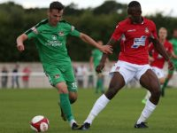 Nantwich Town defeat National League side Wrexham in friendly