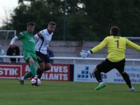 Nantwich Town held by Newcastle in feisty pre-season encounter