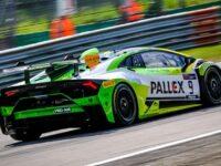 Nantwich racer Jordan Witt's mixed fortunes at Fanatec GT2 event