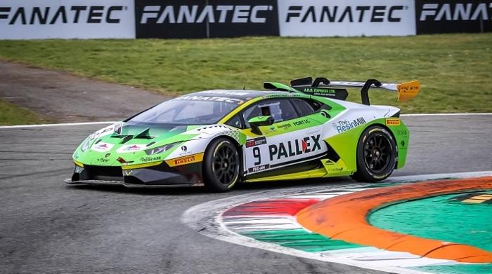 Jordan Witt GT2 Fanatec car