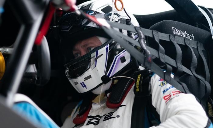 Jordan Witt, Nantwich driver GT Championship