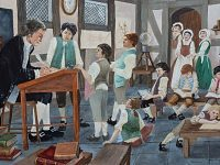 Nantwich Museum events alongside Joseph Priestley exhibition