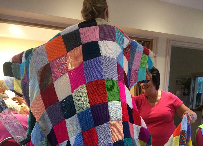 Joseph's Dreamcoat is nearly finished