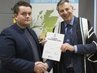 Nantwich student wins £1,000 University of Worcester scholarship