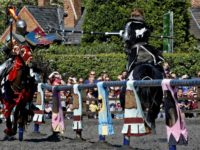Beeston Castle to host Bank Holiday jousting tournament