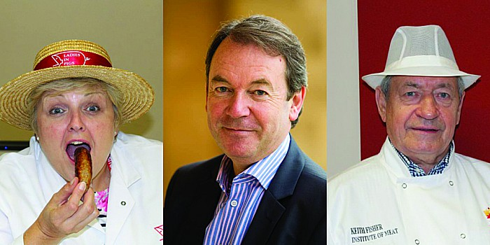 Judges in UK sausage week competition