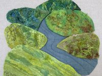 "New ""Pathways"" textile art exhibition at Nantwich Museum"