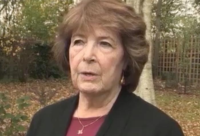 Judith Hooley. inherits £100,000