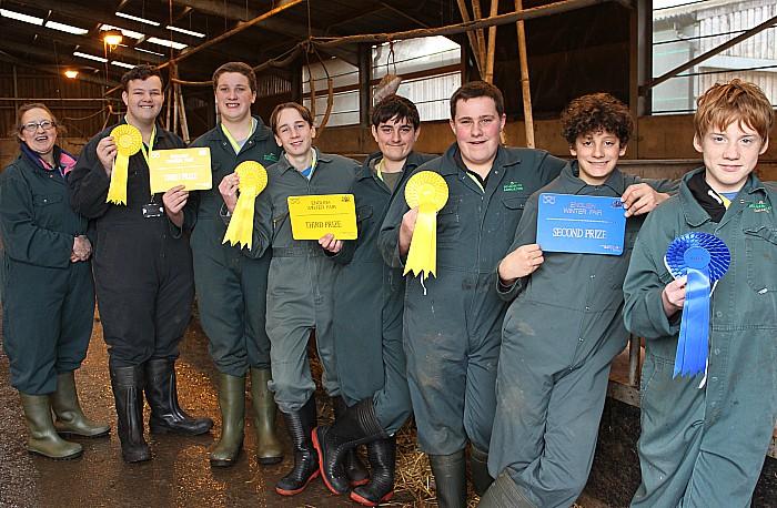 award winning pigs - Julie Baskerville Cameron Black Robert Heathcote Tai Brookes James Cork Sam Perch Chad Steadman Cameron Evans