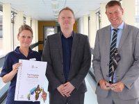 Leighton Hospital trust named in top 40 in UK