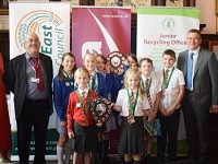 Highfields pupils in Nantwich crowned recycling champions