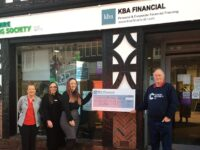 Nantwich employees help raise £450 for Cancer Research