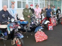 Hospital bosses in South Cheshire praise Christmas donations