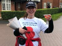 Nantwich walker completes epic 'End to End' charity challenge