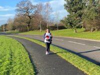 Nantwich walker taking part in epic charity challenge