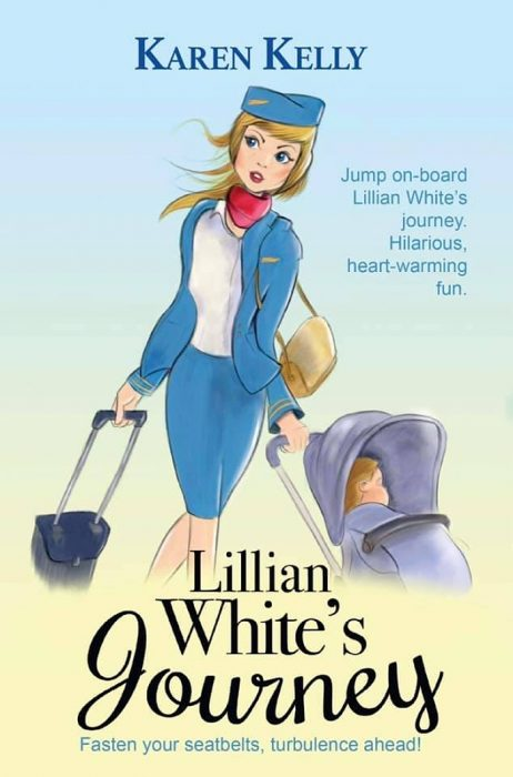 Karen Kelly book Lillian White's Journey