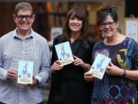 Wistaston author launches debut novel in Nantwich event