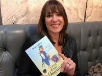 Former air hostess from Wistaston flying high with first novel