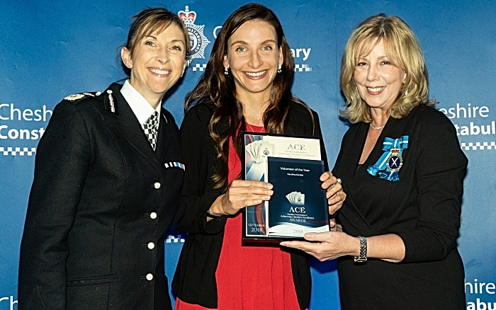 Karolina police award winner