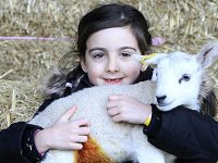 Hundreds of families enjoy first Reaseheath lambing event of year